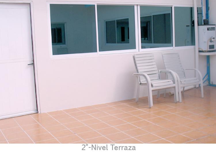 2do piso terraza ceyesov s c for Terrazas 2do piso